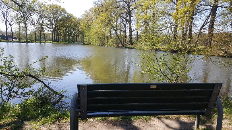Volg een schrijftraining op een prachtige locatie op de Veluwe.